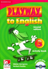 Playway to English New 3 AB+CD